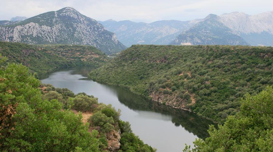 Ecoparce Neule, Sardinien