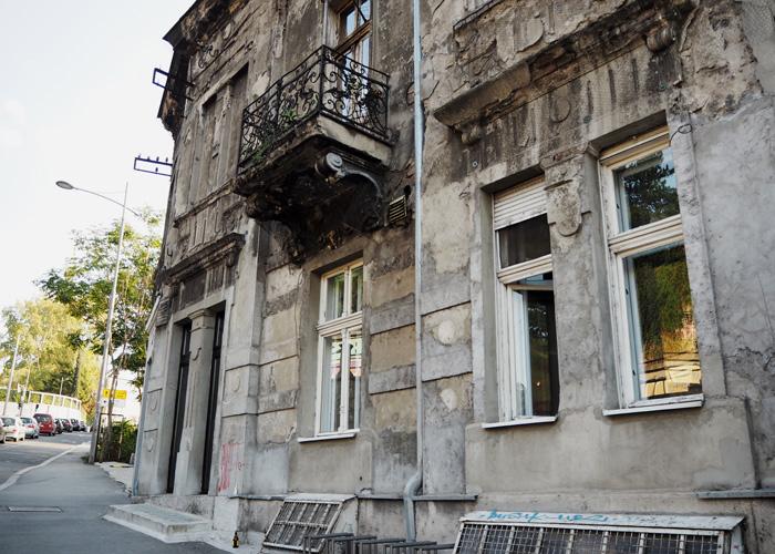 Serbien_Belgrad_Radost House_außen