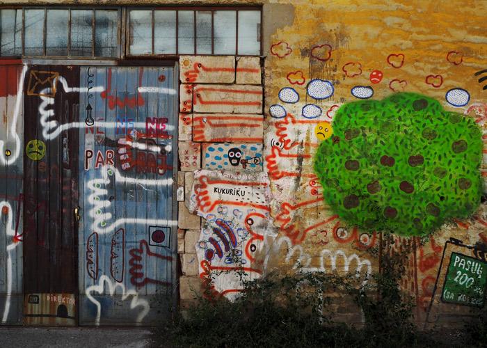 Novi Sad_Europaeische Kulturhauptstadt 2021_Graffiti