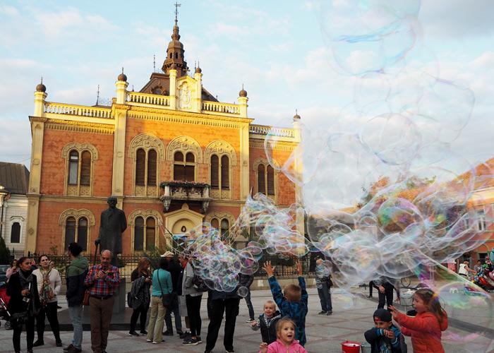 Novi Sad_Europaeische Kulturhauptstadt 2021_Innenstadt