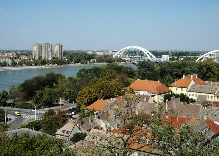 Novi Sad_Europaeische Kulturhauptstadt 2021_Ausblick