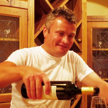 Samoel Slowenien Weindegustation