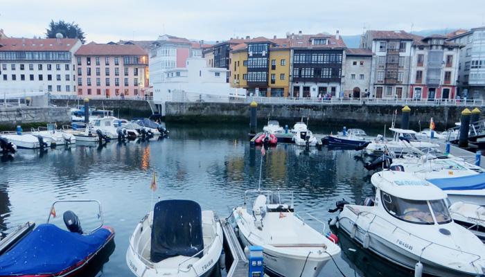 Llanes in Asturien