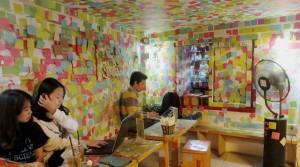 Sticky_Notes_Cafe_Hanoi