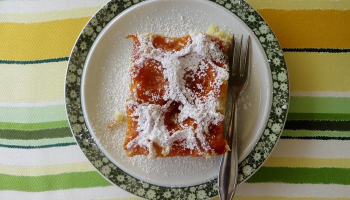 Marillenkuchen Südtirol