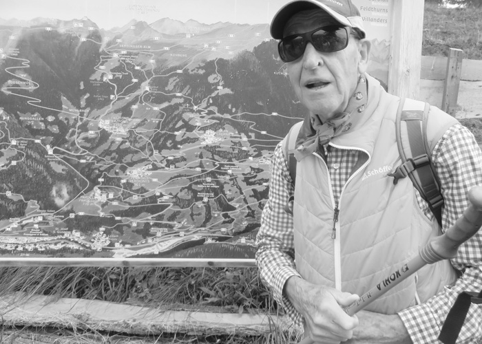 Fran Tauber, Hotel Taubers Unterwirt, Südtirol