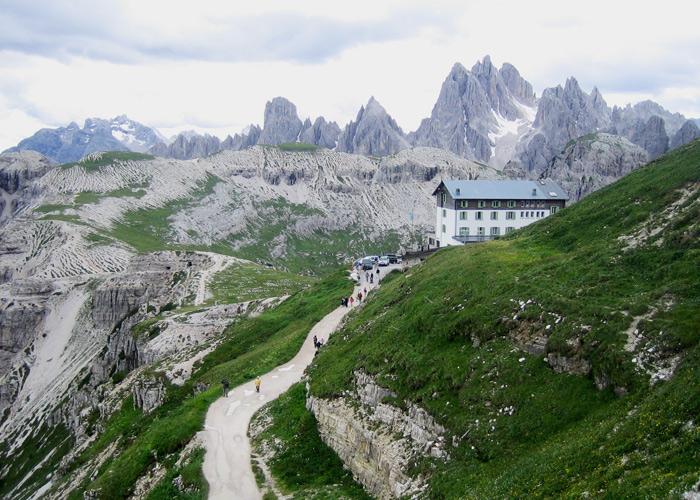 Familienurlaub mit Kindern in den Dolomiten in Südtirol_Suedtiroler Bergwelt