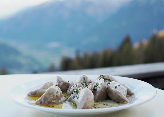 Osttiroler Schlipfkrapfen