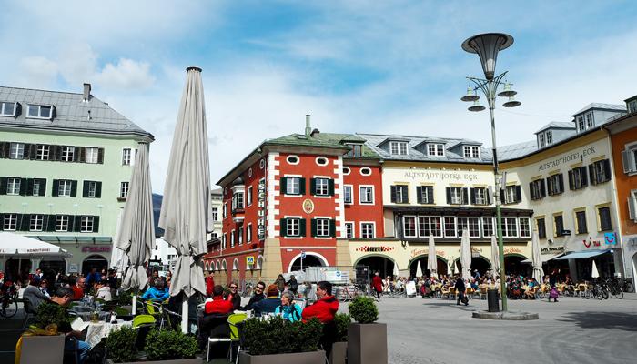 Hauptplatz in Lienz