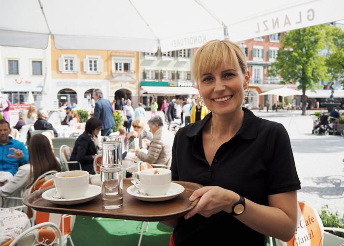 Cafe Glanzl in Lienz