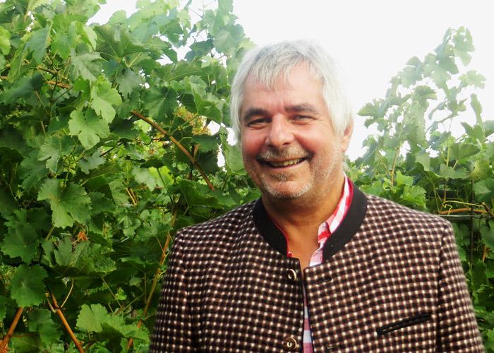 Thomas Mayer von der Veltliner Balsamico Manufaktur in Krems