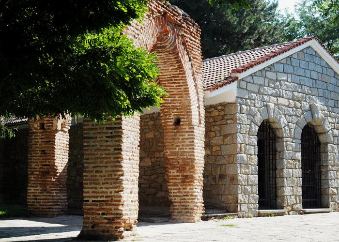Sehenswuerdigkeiten in Bulgarien_Unesco Thrakischers Grab
