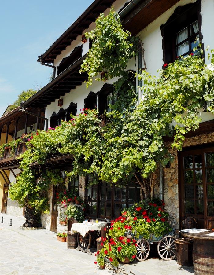 Sehenswuerdigkeiten in Bulgarien_Altstadt Veliko Tarnovo