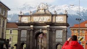 Triumphpforte Innsbruck
