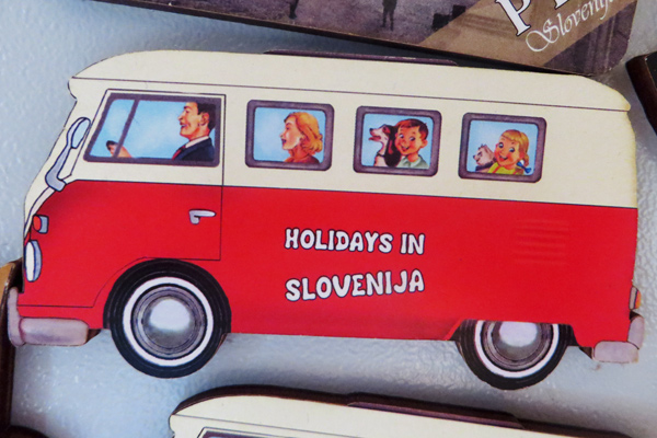 Urlaub in Slowenien Anreise
