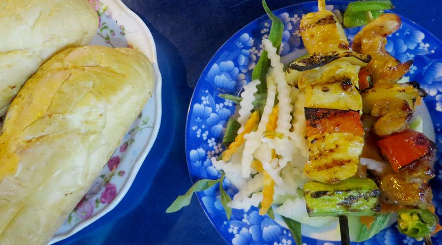 Streetfood in Vietnam