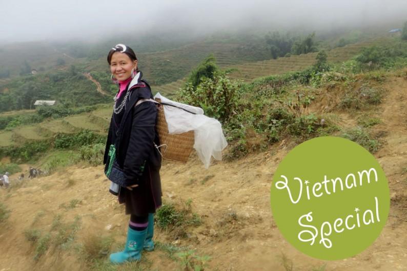 Hmong in Sapa, Vietnam