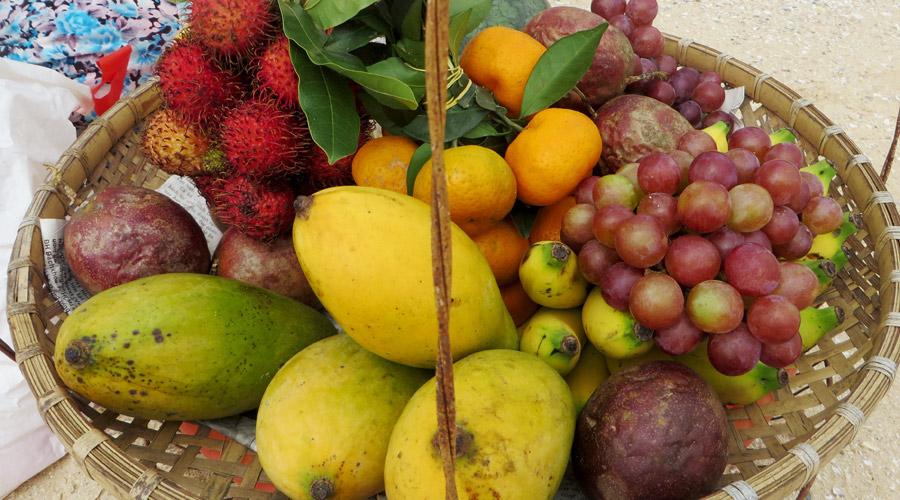 Früchte in Vietnam