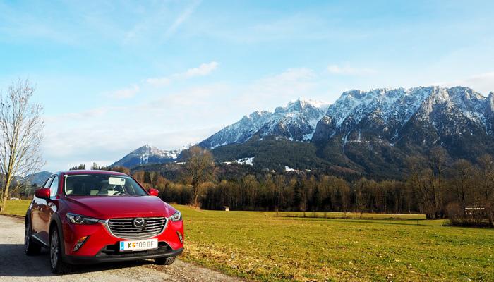 Roadtrip ins Kufsterinerland mit dem Mazda CX-3_Zahmer Kaiser