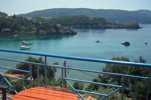 Restaurant Belvedere, Korfu