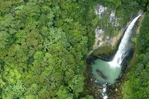 Dominica: Waserfälle und sattes Grün