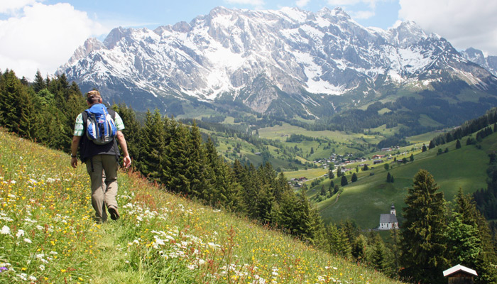 Wandern am Salzburger Hochkönig