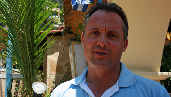 Interview über die Krise in Griechenland