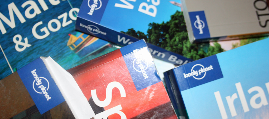 Reisebuchverlag Lonely Planet