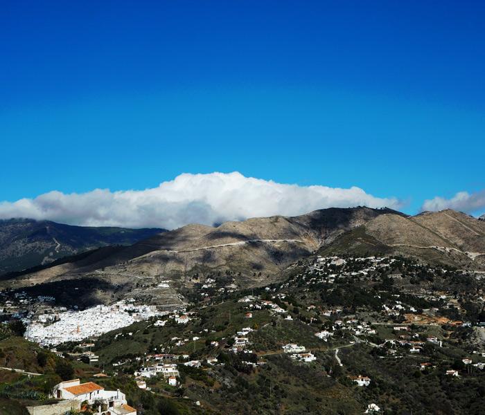 Andalusien_Malaga_weisse Doerfer_pueblos blancos_Aussicht