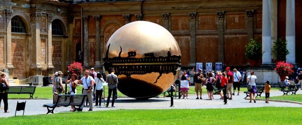 Vatikanische Museen in Rom