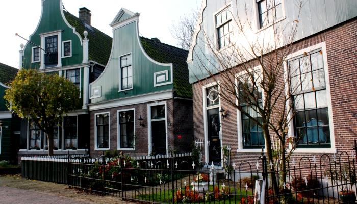 Zaanse Schans - ein Ausflug in die niederländische Vergangenheit